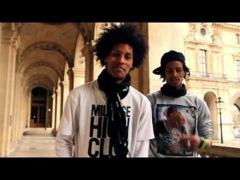 Ca Blaze & Lil' Beast (Les Twins) New Style Tutorial Part 2/4 | NEW STYLE HIP HOP in Paris