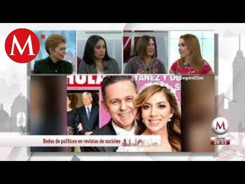 Ellas opinan sobre la boda de César Yañez y la declaración de Roberto Madrazo
