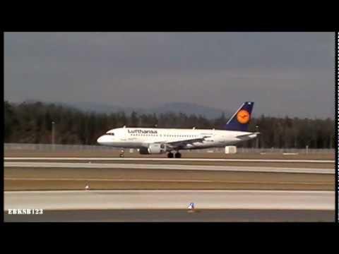 CLOSE VIEW! Boeing 777 & More Landing Frankfurt (EDDF)- NEW RUNWAY