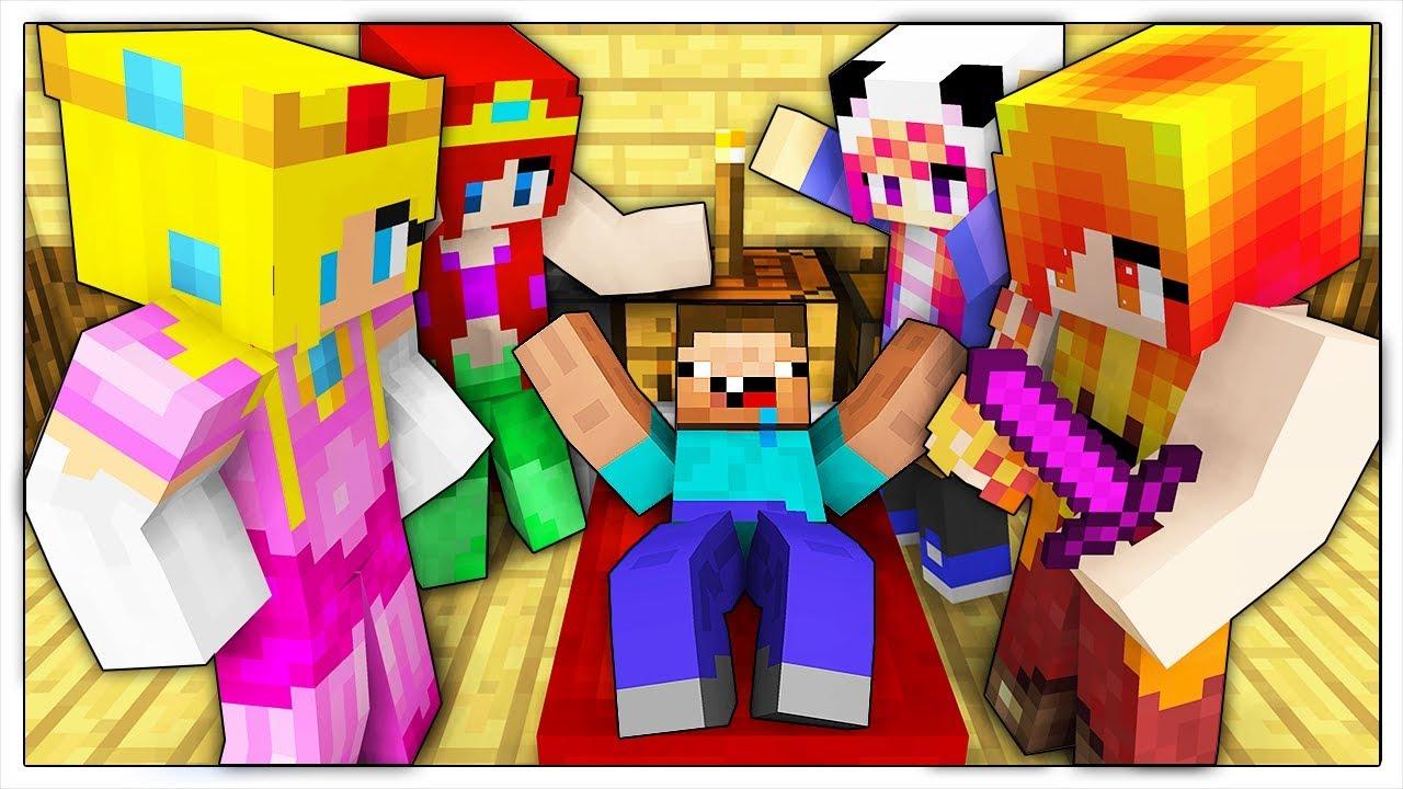 BAMBINI CONTRO GENITORI! - Minecraft ITA - YouTube