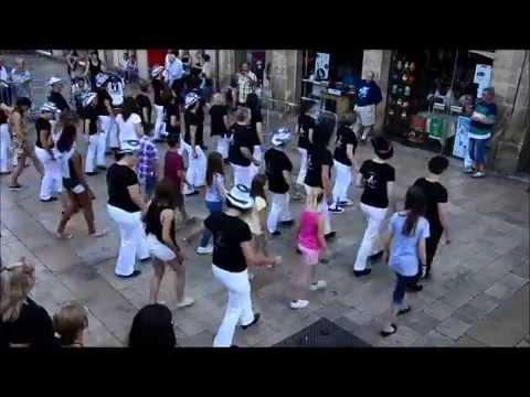 Sarlat Country Dance : Fête de la musique 2014 2ème partie
