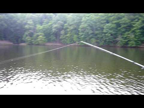 Burke lake fishing youtube for Burke lake fishing