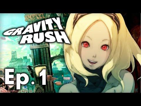Gravity Rush | Episode 1 - LA FILLE AUX POUVOIRS