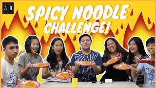 Spicy Noodle Challenge ItsMeADee