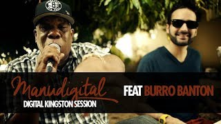 Download MANUDIGITAL & BURRO BANTON - DIGITAL KINGSTON SESSION #6 (Official ) MP3 song and Music Video