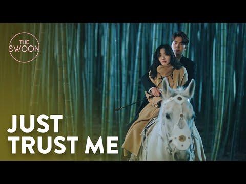 Lee Min-ho asks Kim Go-eun to take a leap of faith | The King: Eternal Monarch Ep 4 [ENG SUB]