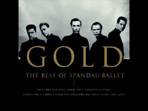 Spandau Ballet Through The Barricades