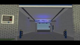 Roblox: Razor Washworld Car Wash Marathon Gas Station