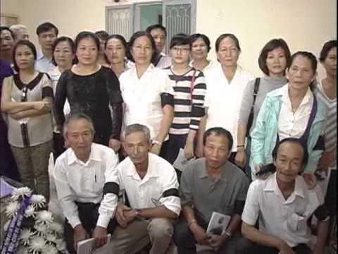 Lễ Tang Cha Bênađô Trần Lương