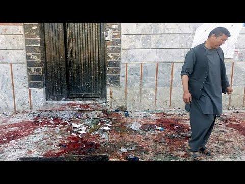 مقتل 31 شخصا في انفجار هز العاصمة الأفغانية كابول تبناه داعش  - نشر قبل 2 ساعة