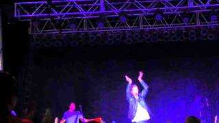 Andy Grammer Live at Oklahoma State Fair October 6 2015