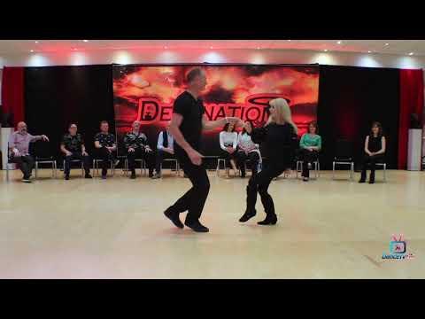 Detonation 2019 - Masters J&J - Tony Pederson And Hilary Rich