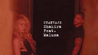 Shakira-Chantaje(Audio)ft.Maluma