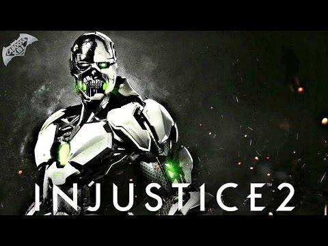 Injustice 2 - Grid Premier Skin REVEALED!