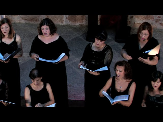 A Virgin most pure, from Dancing Day, J. Rutter. VokalArs. Dir.: Nuria Fernández Herranz.