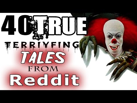 40 True Scary Encounters From Reddit | Lets Not Meet Scary Stories Compilation (Vol. 5-8)