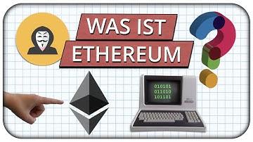 Ethereum einfach erklärt in 10 Min! Alles über die Bitcoin Konkurrenz - Was ist es? 🤖