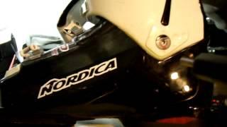 горнолыжные ботинки Nordica Speedmachine 10