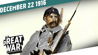 They Did Not Pass - The Battle Of Verdun Ends I THE GREAT WAR Week 126