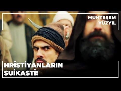 Sultan Süleyman'a Saldırı!   Muhteşem Yüzyıl
