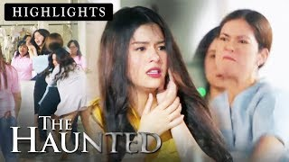 Aileen attacks Lorraine at work | The Haunted