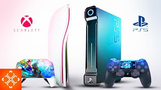 PS5 vs Xbox Two: Battle Of The Decade