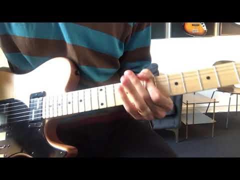 Megadeth Holy Wars guitar cover