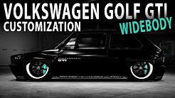 midnight club los angeles car Modification