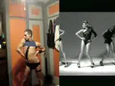 Beyonce/Sasha- Single LAdies
