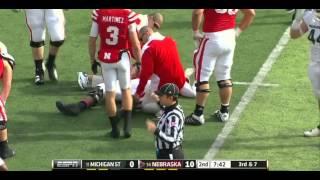 2011 - Michigan State at Nebraska