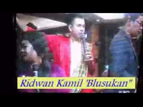 RAFI AHMAD heboh.... di Bandung terbaru