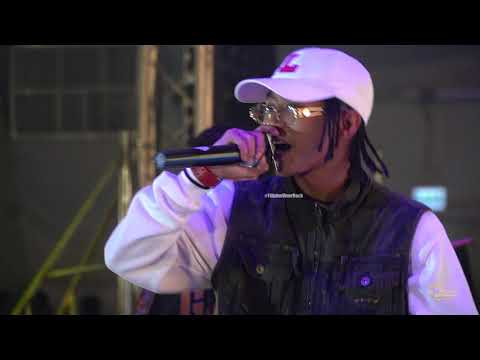 Ex Battalion  Unreleased (Mahirap na) - Kakaiboys LIVE (RS FRANCISCO BDAY PARTY)