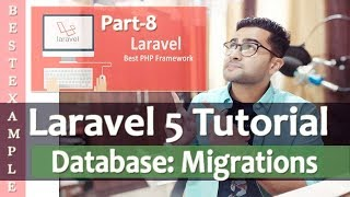 Laravel 5 Tutorial for Beginners | Database: Migrations | Complete Magic | Part-8 ????