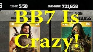 WWE Immortals - Hardest Final Stages BB7 Epic Bonus Battle 7 - 600k+ Damage