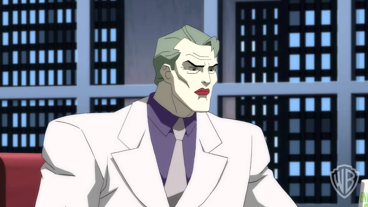 Batman: The Dark Knight Returns: Joker Tells Conan O'Brien ...