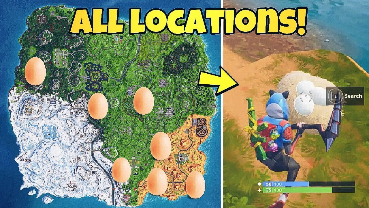 search waterside goose nests all locations 14 days of fortnite day 6 challenges guide fortnite - fortnite waterside goose nests