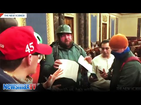 Capitol raid video evidence piles up | REPORT