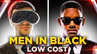 Men in Black low cost version | Studio 188