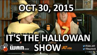 The Hallo-WAN Show - Apple made $50B & Surface Book has Issues - October 30, 2015