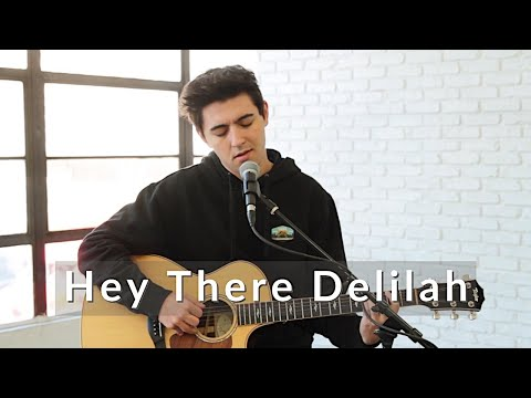 Hey There Delilah by Plain White T&39;s  cover by Kyson Facer
