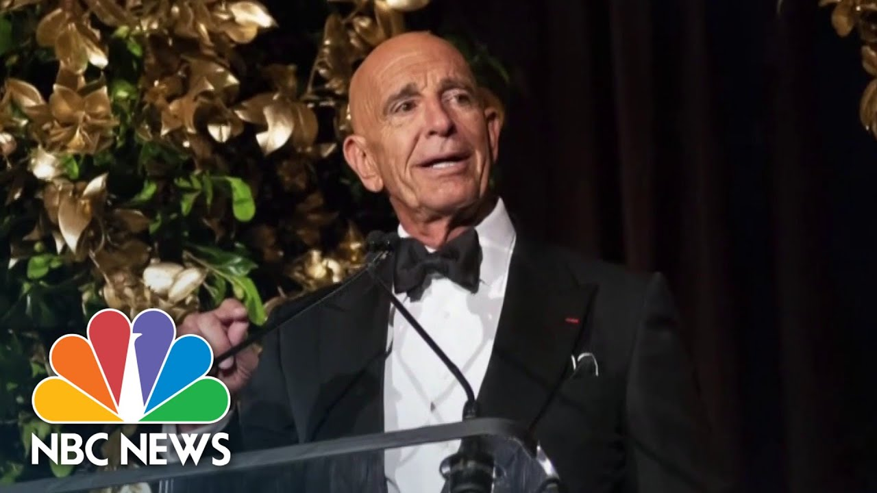 Tom Barrack, Trump's inaugural committee chair, charged with ...