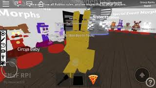 Rise of springtrap roblox part 3