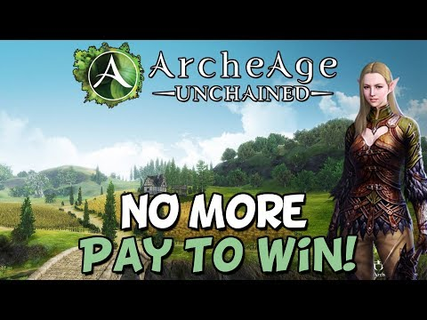 Archeage Finally NOT Pay To Win! (AA Unchained) from YouTube · Duration:  6 minutes 10 seconds
