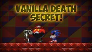 SECRET!! | Sally.EXE: Continued Nightmare [Vanilla Death Secret]