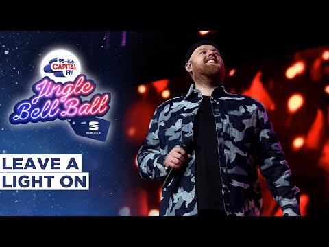 Tom Walker - Leave A Light On (Live at Capital's Jingle Bell Ball 2019)   Capital