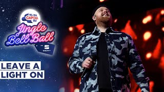 Tom Walker - Leave A Light On (Live at Capital's Jingle Bell Ball 2019) | Capital