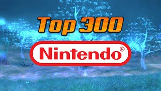 Top 300 Nintendo Songs of All Time