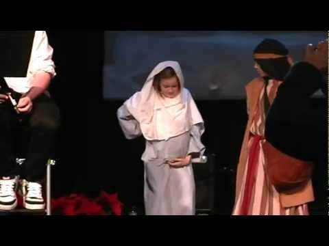 Baby Jesus Christmas Play