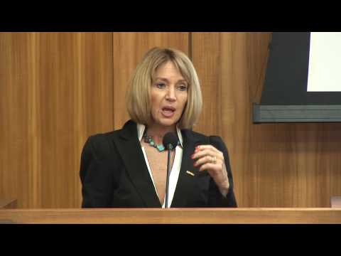 U.S. Geological Survey Director Marcia McNutt - Scripps Day 2010