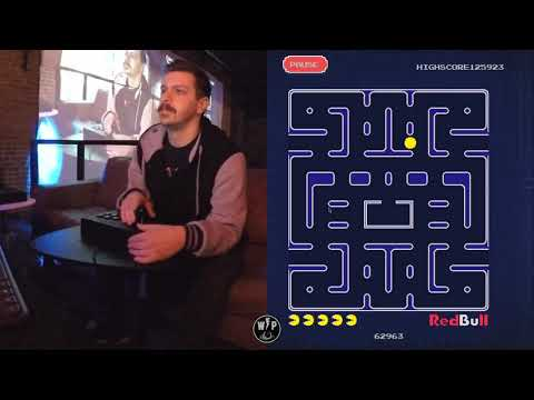 Red Bull Pacman Tournament
